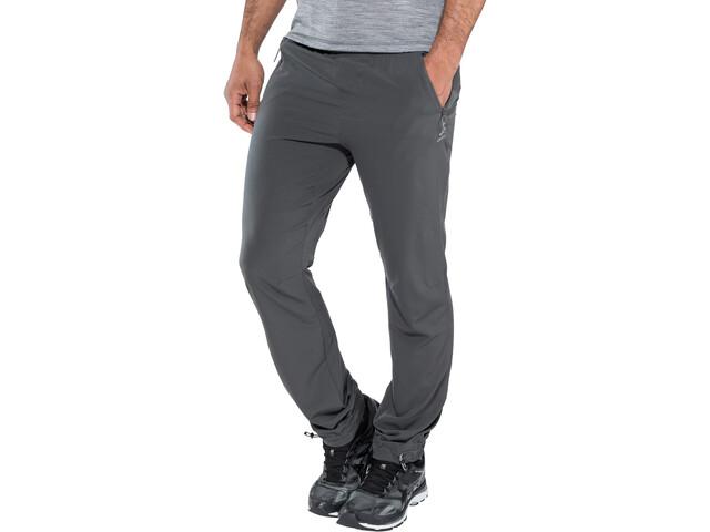 Odlo FLI Spodnie do biegania Mężczyźni szary